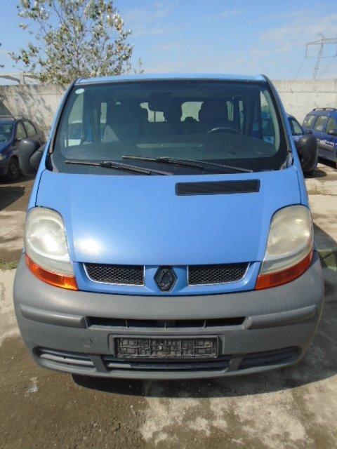 Capota Renault Trafic 2006 Duba 1.9