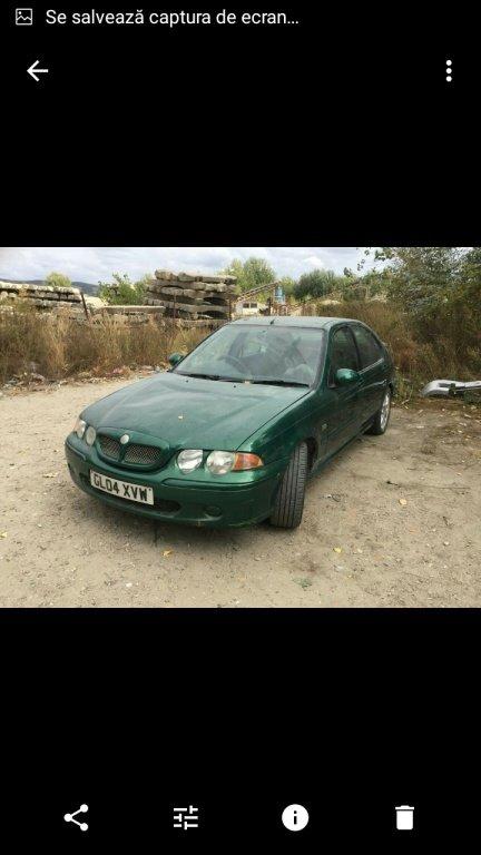 Capota (Rover( zs )- benzina 1.6 an 2004