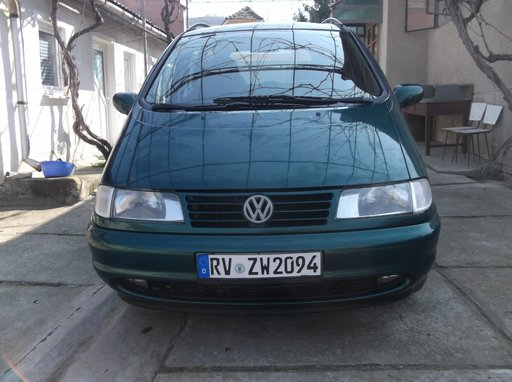 Capota sharan fabricatie 1995 - 2000