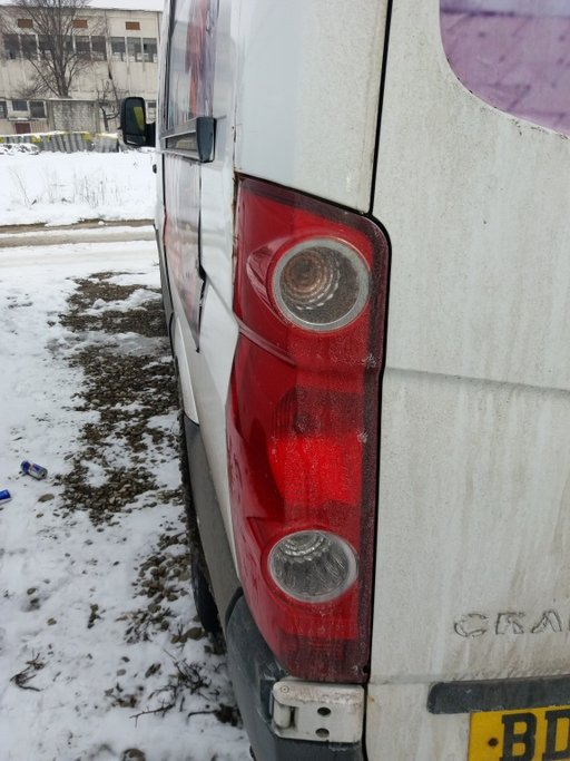 CAPOTA VW CRAFTER