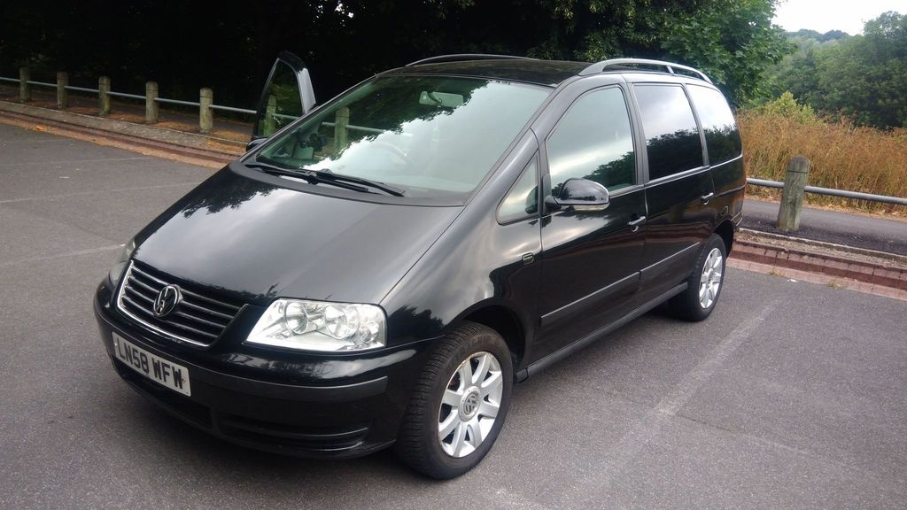 Capota VW Sharan 2005 Suv 1,9 asz