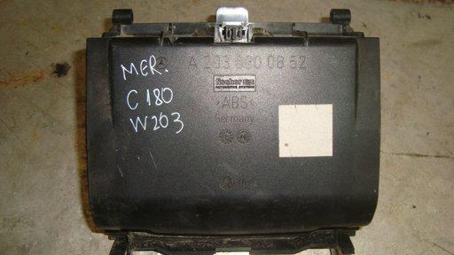 Carcasa aeroterma Mercedes C180 W203