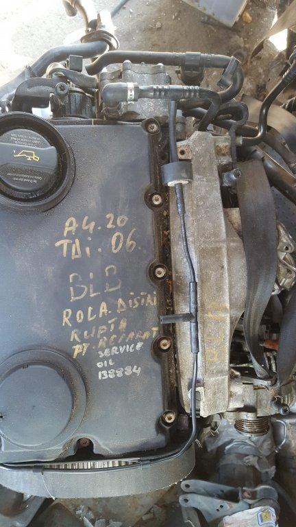 Carcasa clapeta acceleratie AUDI a4 2.0 TDI 2006 (cod BLB)