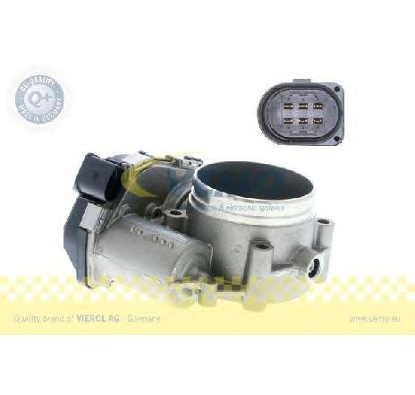 Carcasa clapeta AUDI A5 ( 8T3 ) 06/2007 - 2019 - producator VEMO V10-81-0048 - 306243 - Piesa Noua
