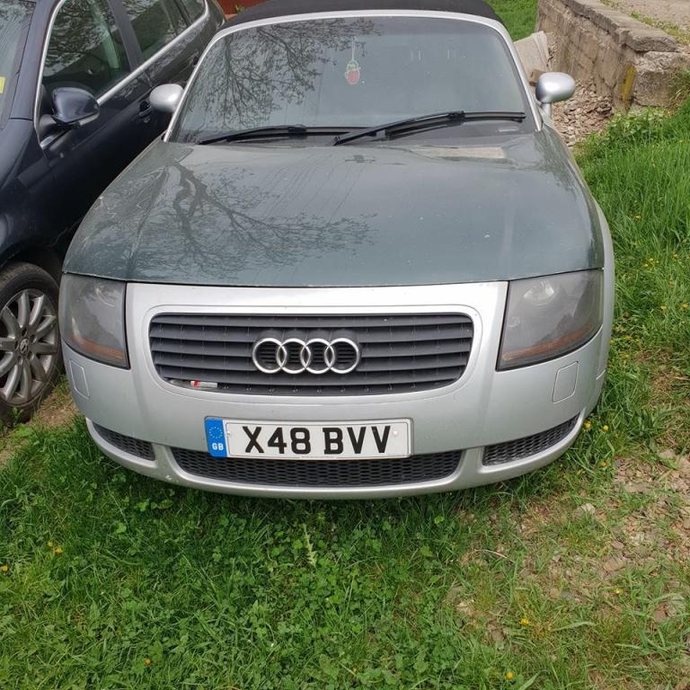 Carcasa filtru aer Audi TT 2001 CABRIO 1.8 tu