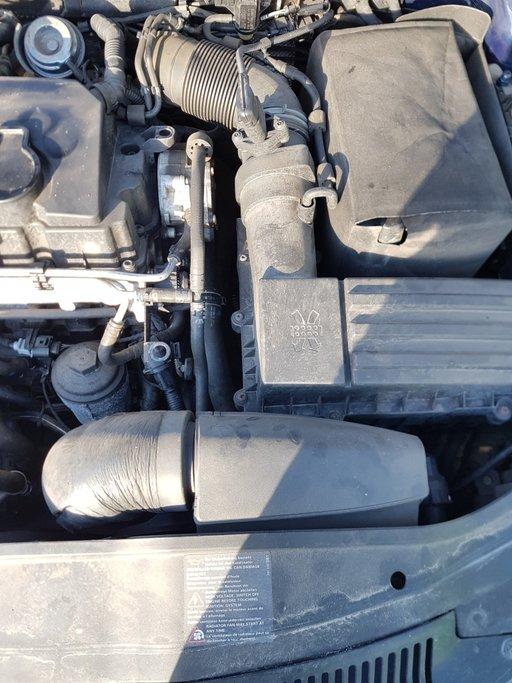 Carcasa filtru aer completa cu tubulatura 2.0 tdi VW Passat b6 Jetta Golf 5 Leon Skoda Octavia 2 a3