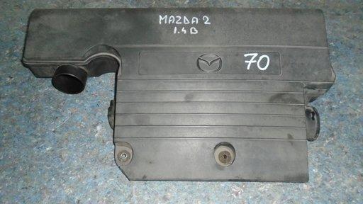 Carcasa filtru aer Mazda 2 1.4 benzina, 3M71-9600-