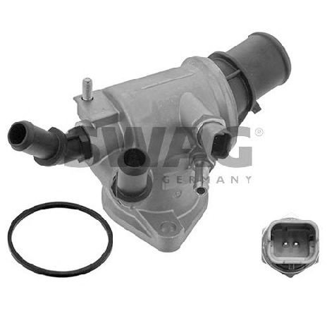 Carcasa termostat ALFA ROMEO 159 ( 939 ) 09/2005 - 11/2011 - piesa NOUA - producator SWAG 70 94 5540 - 305452