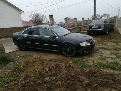 Carenaj aparatori noroi fata Audi A8 2005 berlina 4.0tdi