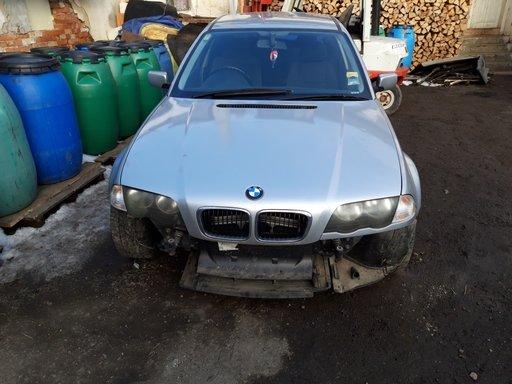 Carenaj aparatori noroi fata BMW Seria 3 E46 2000 Limuzina 2000 benzina