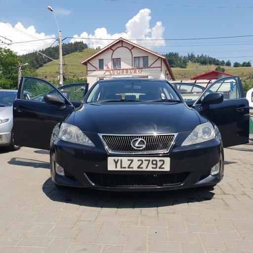 Carenaj aparatori noroi fata Lexus IS 220 2008 Berlina 2200 diesel