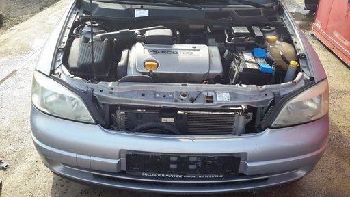 Carenaj aparatori noroi fata Opel Astra G 2001 Hatchback 1.6