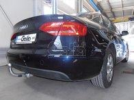 Carlig Remorcare Audi A4 08- demontabil