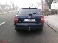 Carlig Remorcare Audi A4 B6 Combi