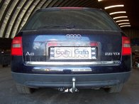 Carlig Remorcare Audi A6 97-05 (demontabil)