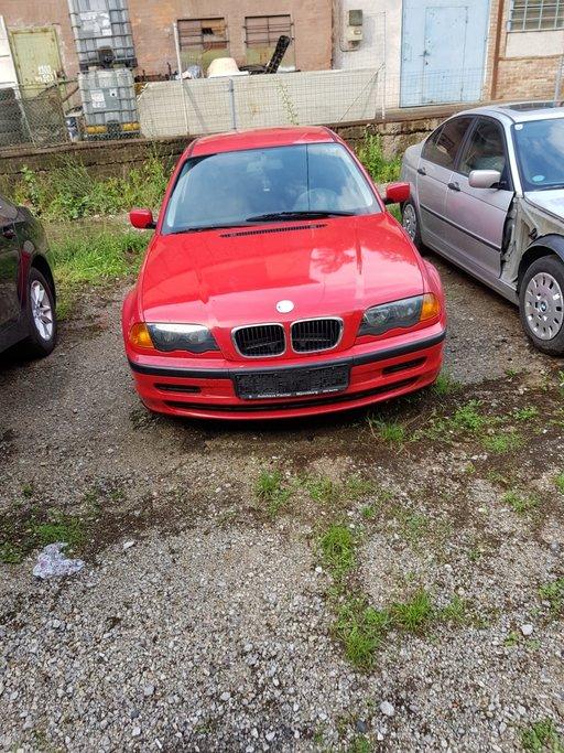 Carlig remorcare BMW Seria 3 E46 2001 SEDAN 2.0