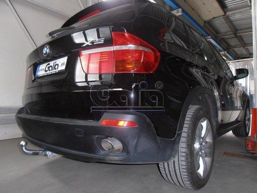 Carlig Remorcare BMW X5 E70 2007-10/2013 (demontabil automat)