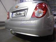Carlig Remorcare Chevrolet Aveo Berlina 2011- (demontabil automat)