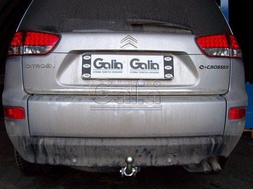 Carlig Remorcare Citroen C-Crosser 2007- (demontabil automat)