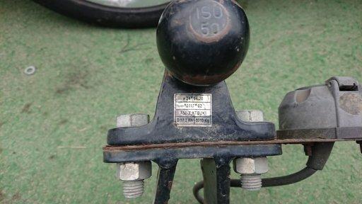 Carlig Remorcare Complet Skoda Fabia 1 Hatchback 2000 - 2007