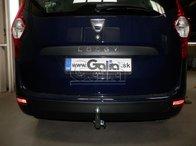 Carlig Remorcare Dacia Lodgy 2012- (demontabil automat)