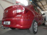 Carlig Remorcare Dacia Logan Berlina 2013- (demontabil automat)