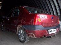 Carlig Remorcare Dacia Logan Berlina (demontabil automat)