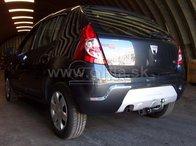 Carlig Remorcare Dacia Sandero demontabil automat