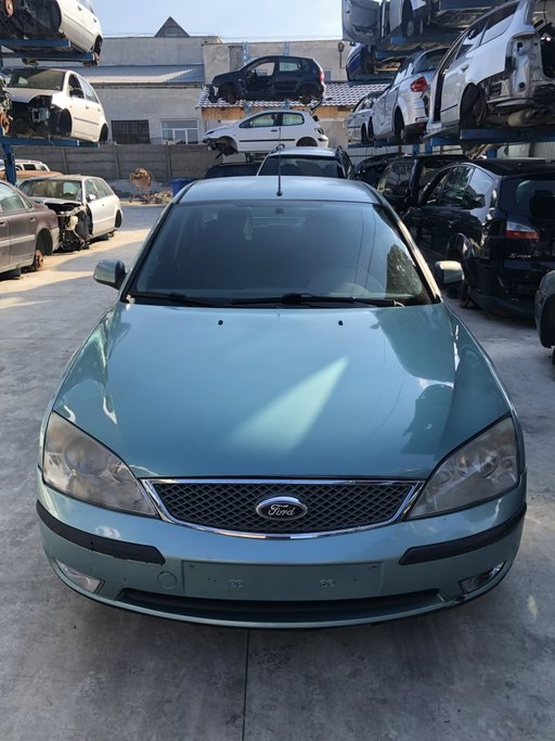 Carlig remorcare Ford Mondeo 2003 Berlina 2.0