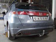 Carlig Remorcare Honda Civic htb 2006-2011 (demontabil automat)