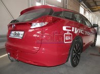 Carlig Remorcare Honda Civic Tourer 2013- ( demontabil automat )