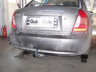 Carlig Remorcare Hyundai Accent 2006- (demontabil automat)
