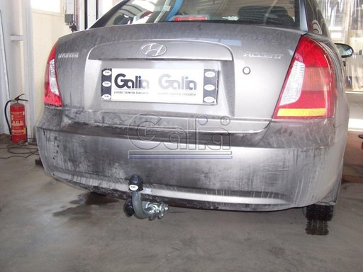 Carlig Remorcare Hyundai Accent 2006- (demontabil