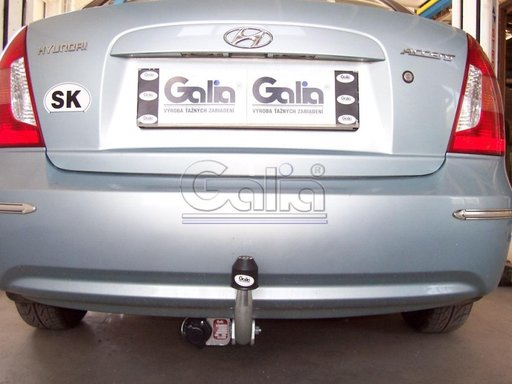 Carlig Remorcare Hyundai Accent 2006-