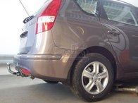Carlig Remorcare Hyundai i30 combi 06/2012- (demontabil automat)