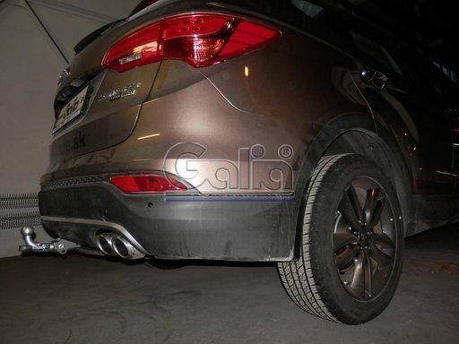 Carlig Remorcare Hyundai Santa Fe III 09/2012- (demontabil automat)