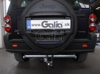 Carlig Remorcare Jeep CHEROKEE 2001-2007
