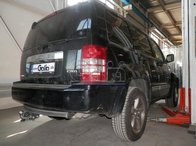 Carlig Remorcare Jeep Cherokee 2007-