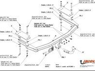 Carlig Remorcare Mazda 6 combi 2002-2007