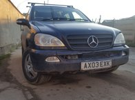 Carlig remorcare Mercedes M-CLASS W163 2003 Suv 2.7 cdi