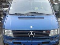 Carlig remorcare Mercedes VITO 2002 van 2.2 cdi