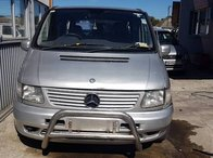 Carlig remorcare Mercedes VITO 2003 minibus 2.2 CDI 122 CP