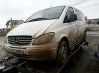 Carlig remorcare Mercedes VITO 2005 Van 111 cdi w639 2.2 cdi