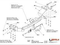 Carlig Remorcare Mitsubishi Outlander 2 2007-2011