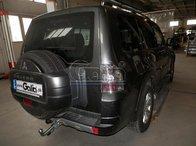 Carlig Remorcare Mitsubishi PAJERO/MONTERO 3/5 usi 00-07 (demontabil)