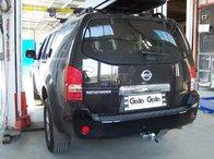 Carlig Remorcare Nissan Pathfinder 2005- (demontabil automat)