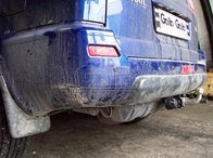 Carlig Remorcare Nissan X-Trail (T30) 2001-2007 (demontabil automat)