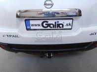 Carlig Remorcare Nissan X-Trail (T31) 2007- (demontabil)
