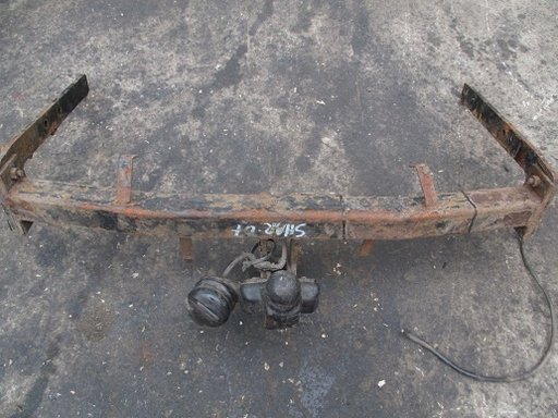 Carlig remorcare Opel Astra H variant/breack 2006