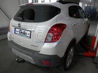 Carlig remorcare Opel Mokka 2012- (demontabil automat)